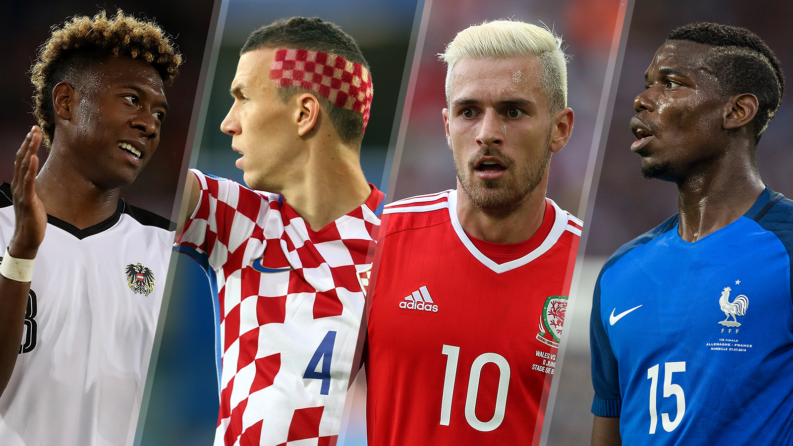 The best (and worst) 11 haircuts from Euro 2016