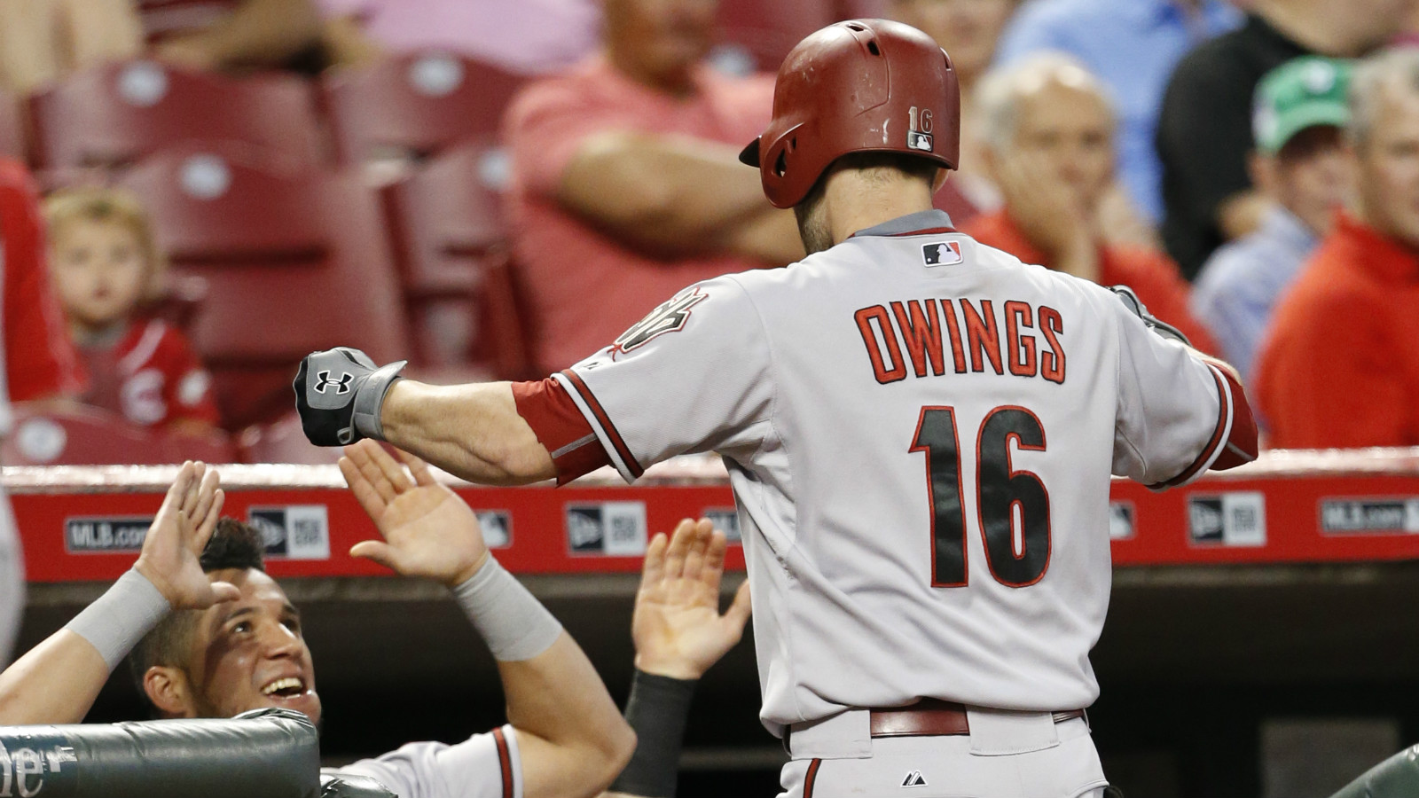 Reds give up lead late, lose 5-4