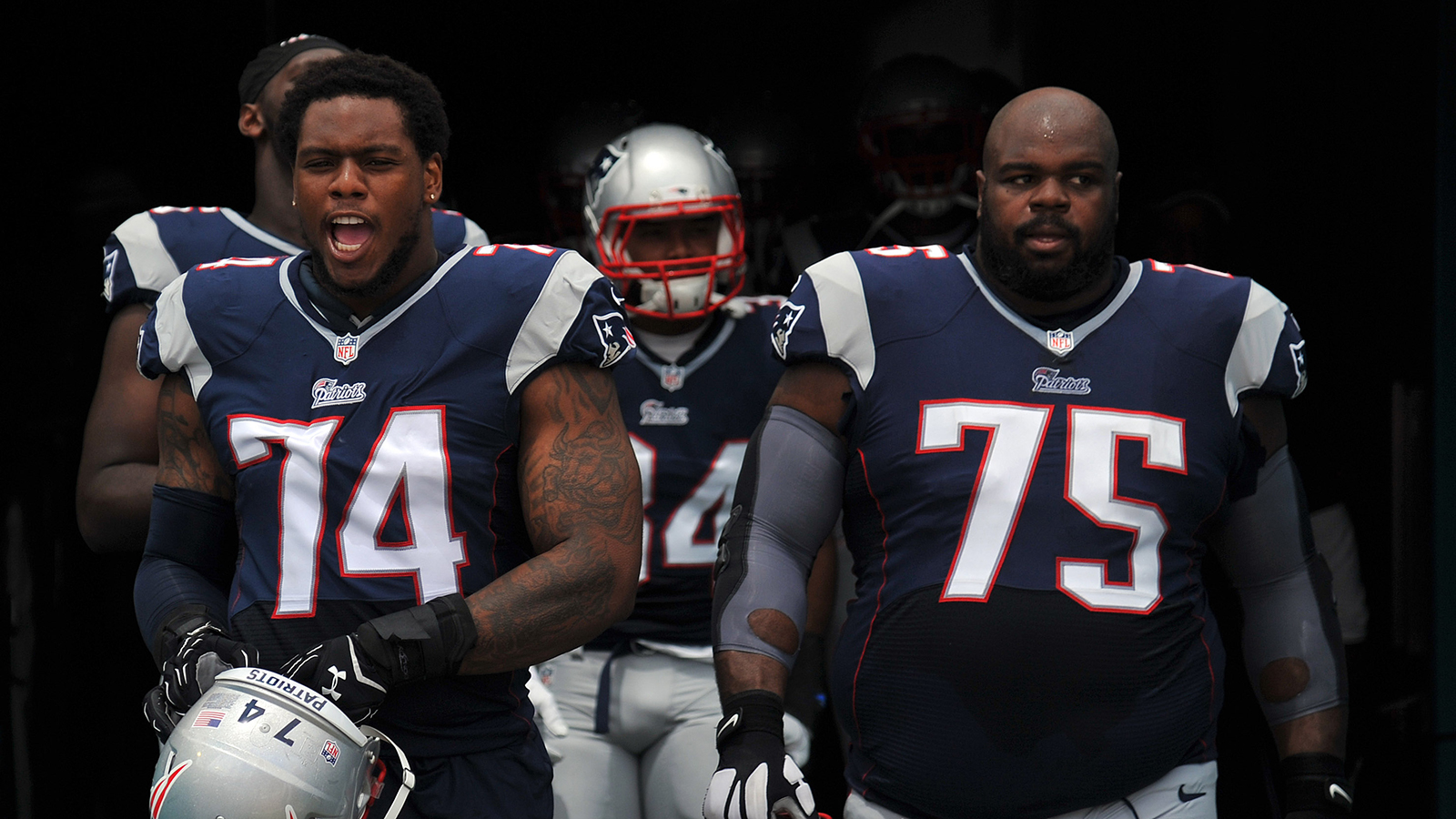 Patriots DL Dominique Easley: 'I don't feel I'm at my best yet'