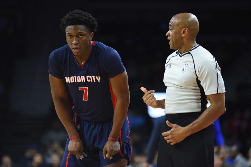 Teams Calling for Stanley Johnson-Detroit Not Biting