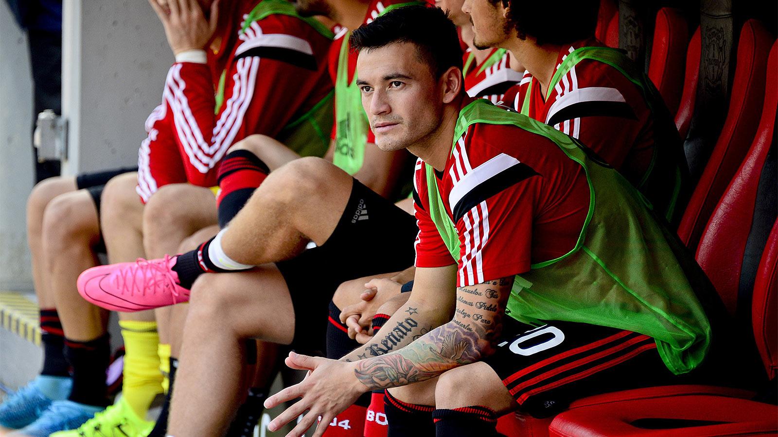 Bayer Leverkusen's new signing Charles Aranguiz out for months