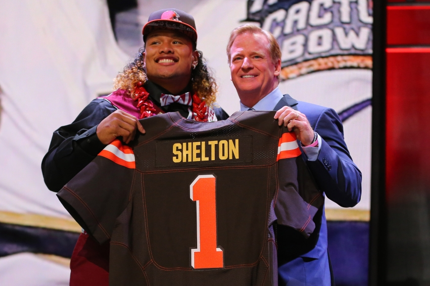 Cleveland Browns: Danny Shelton playing at All-Pro level