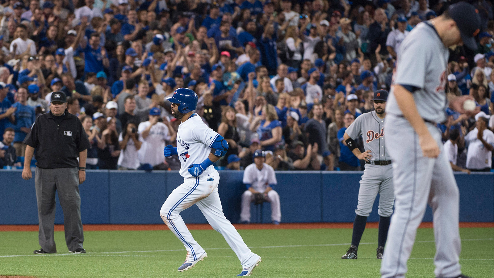 Boyd allows three HRs in Tigers' 5-3 loss to Jays
