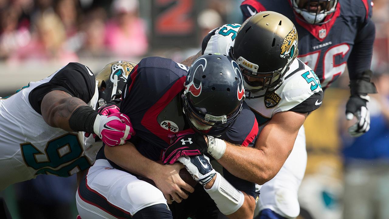 Jags plan changes on defense in effort to bring more pressure