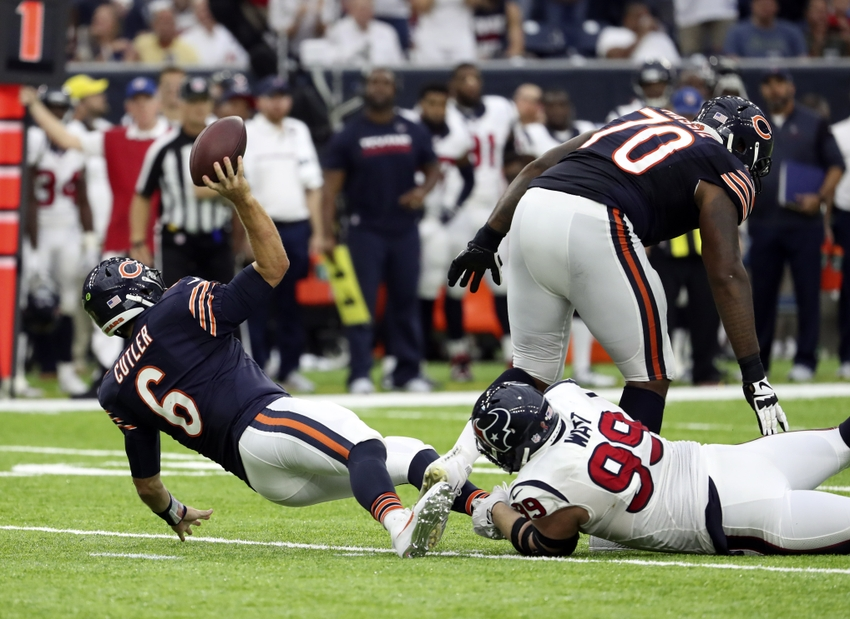 Chicago Bears have a Massie-ve Problem at Right Tackle