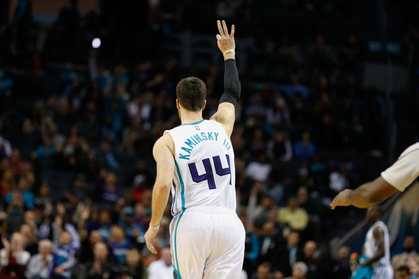 Charlotte Hornets: Frank Kaminsky Needs To Build On Recent Success