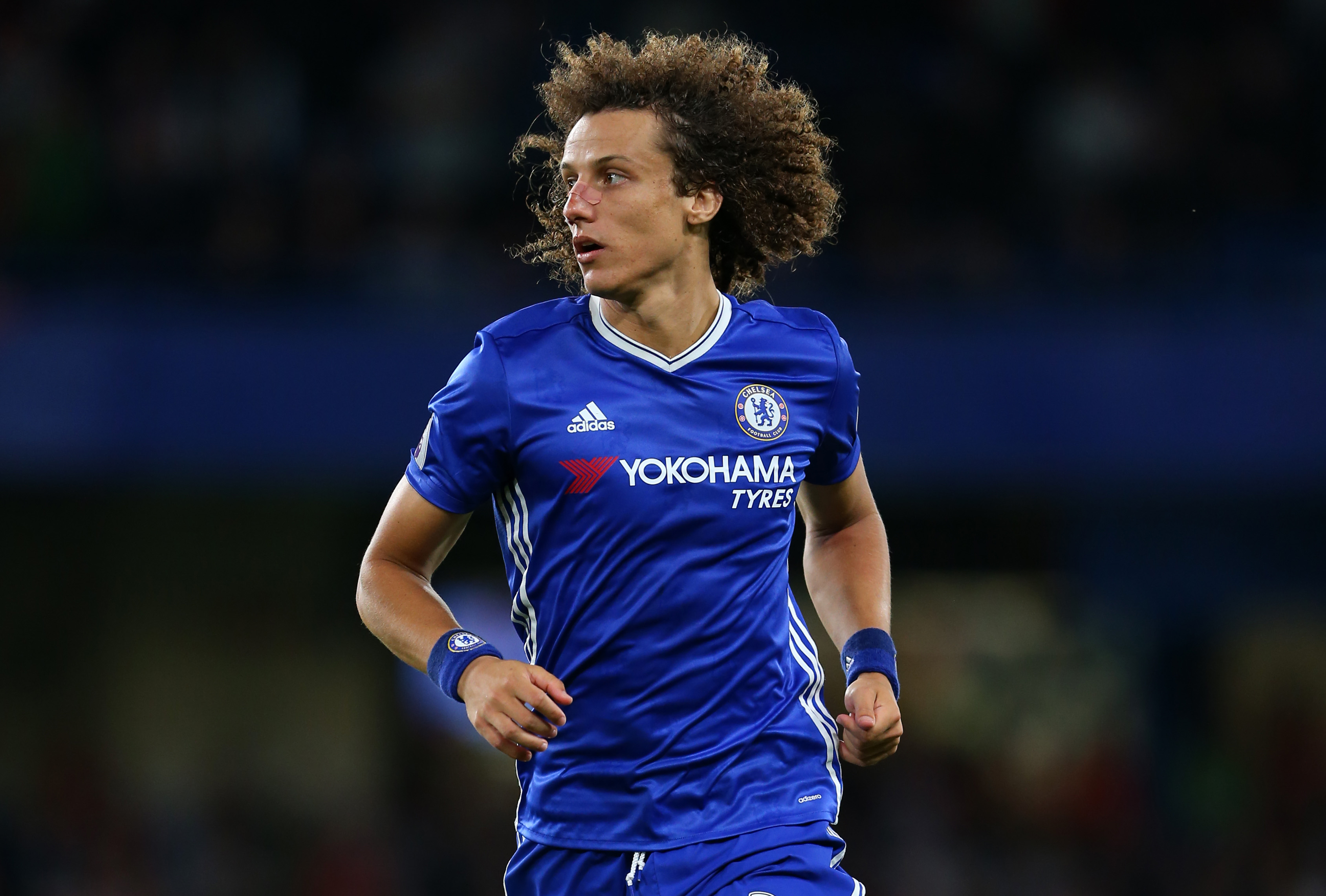 Two goals explain the David Luiz experience for Chelsea