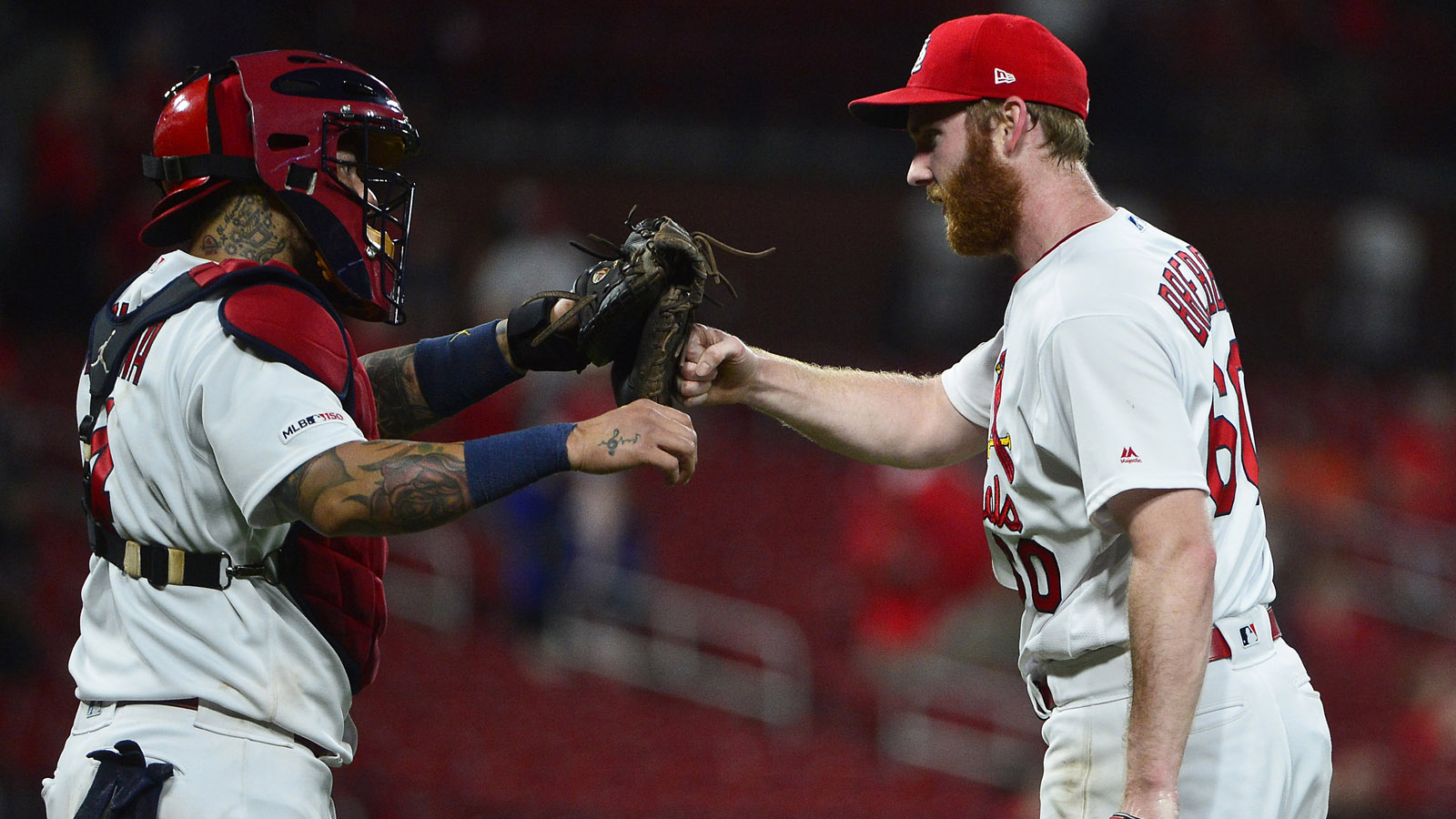 Cardinals activate Brebbia from Paternity List, place Carp on 10-day IL