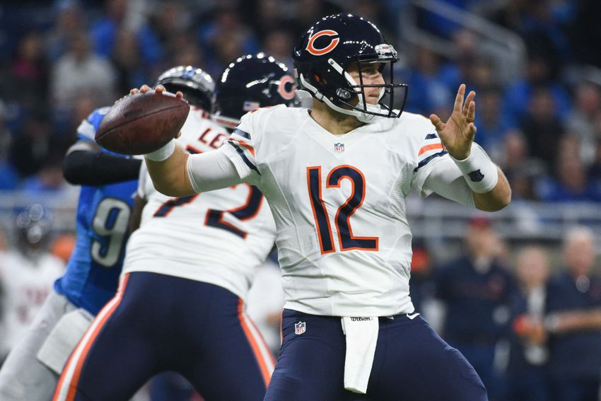 Chicago Bears: What Can Matt Barkley Do With Alshon Jeffery Back?