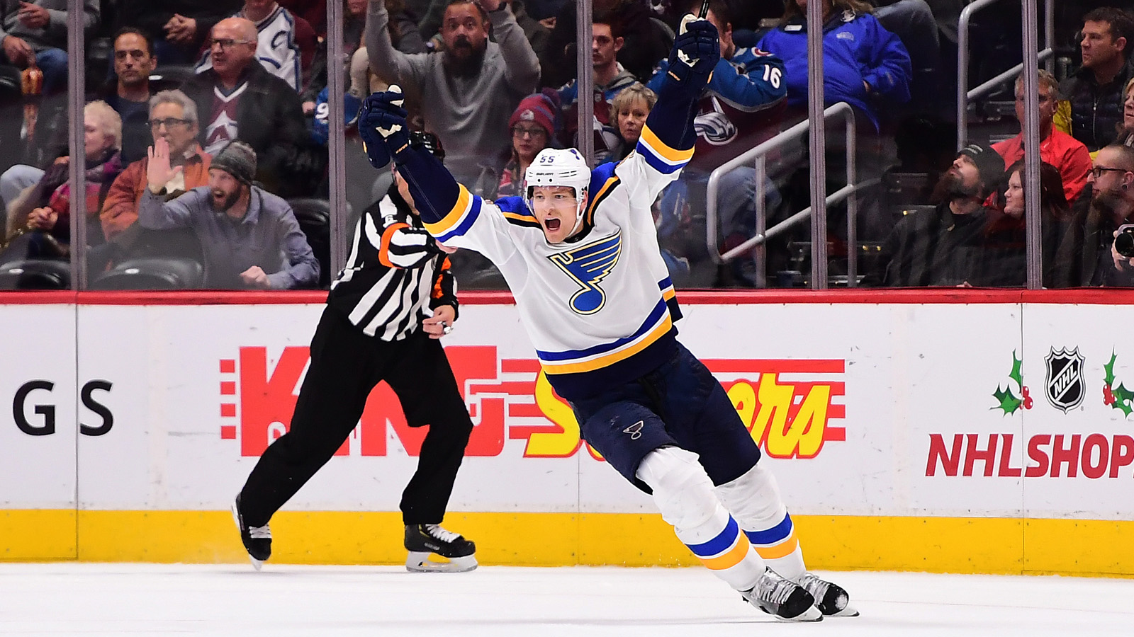 Parayko's goal lifts Blues over Avalanche, 3-2 in overtime