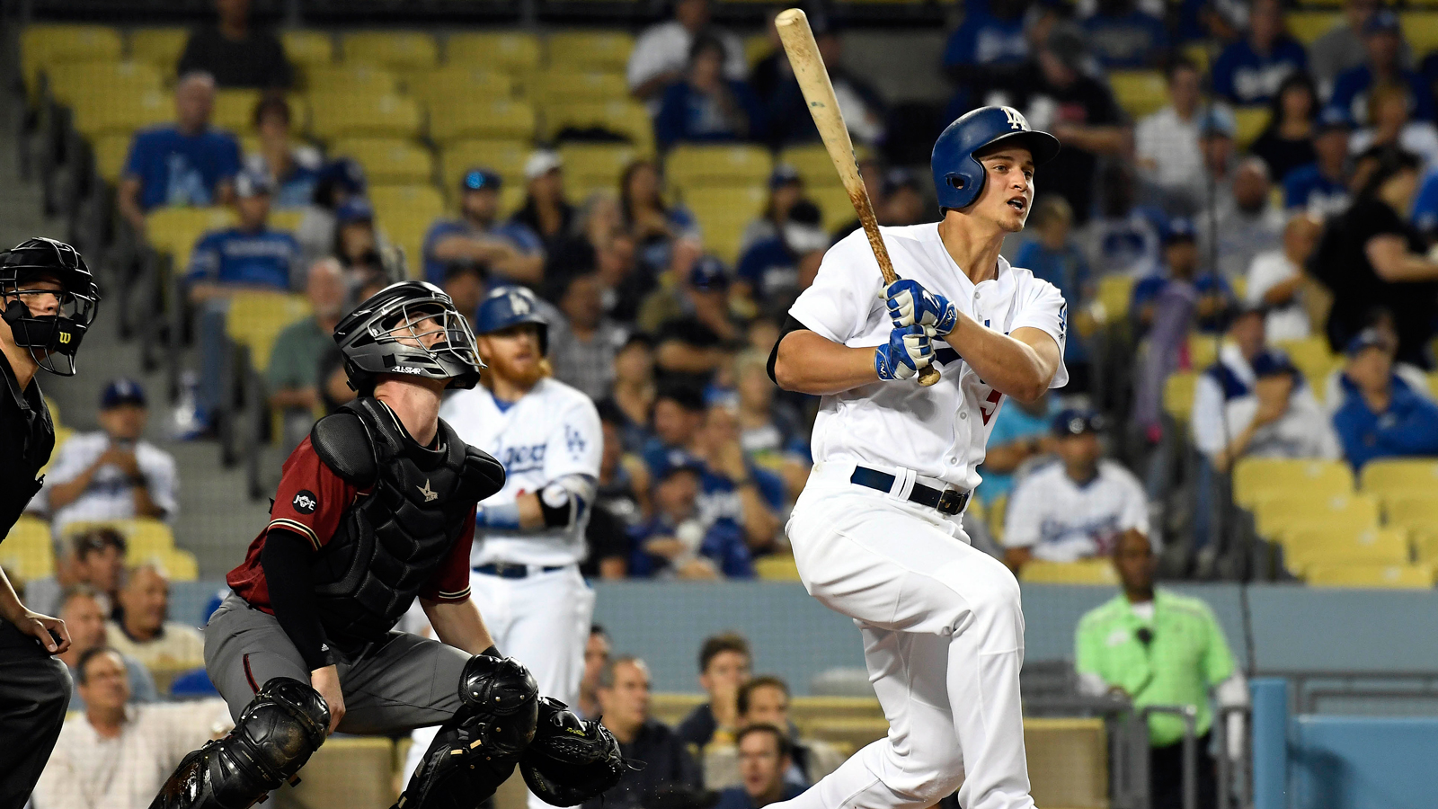 NL West: Dodgers move to 5 games up in division