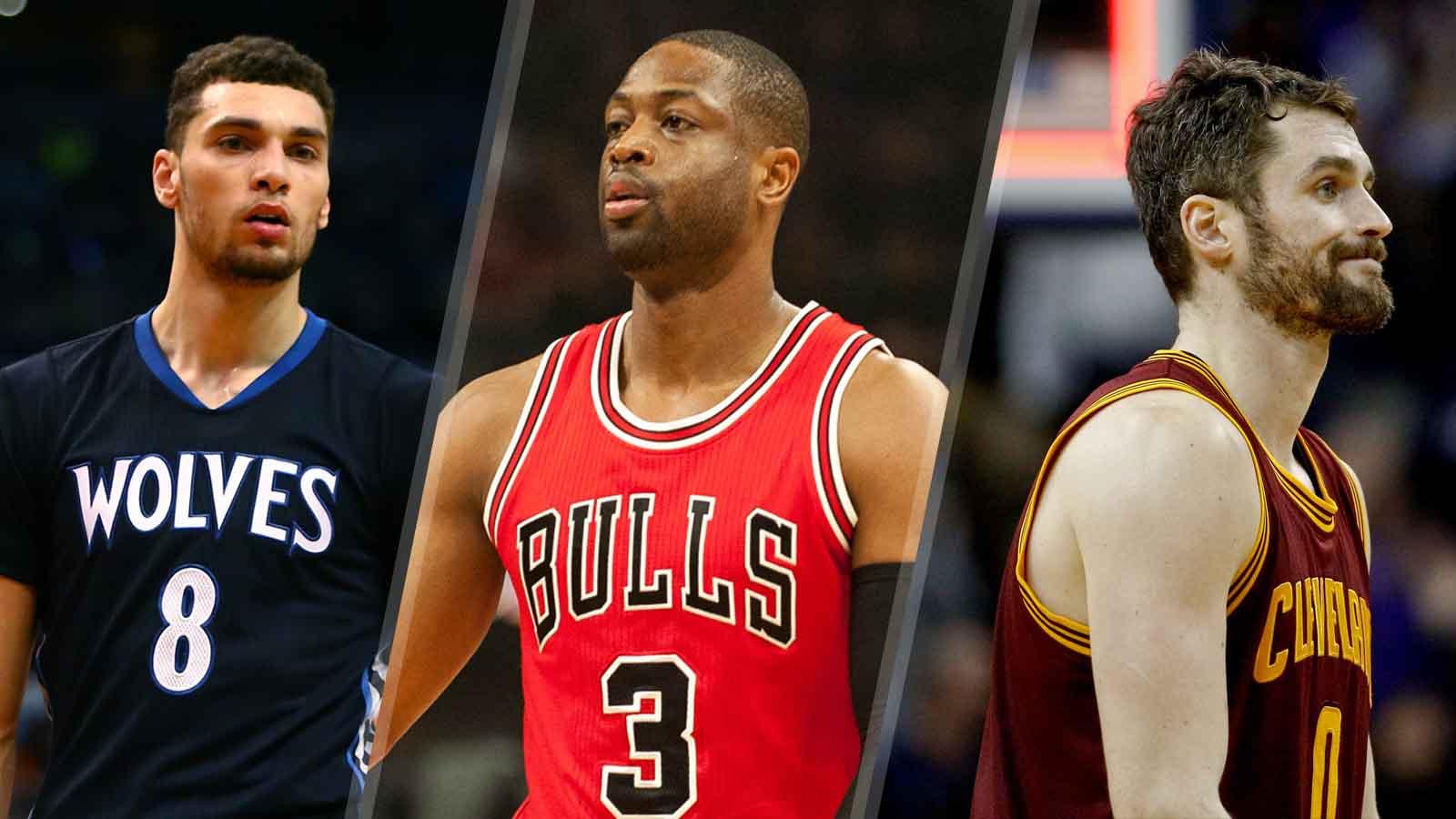 NBA players react to Jabari Parker's season-ending injury