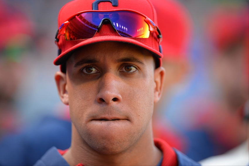Cleveland Indians' Michael Brantley: It Must Be Hard Just to Watch