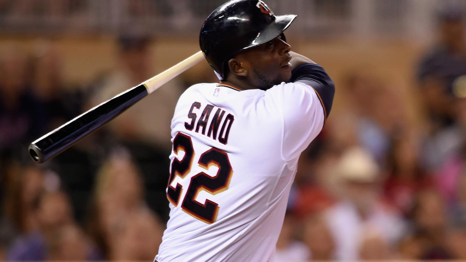 MLB Quick Hits: Twins' Sano keeps mashing