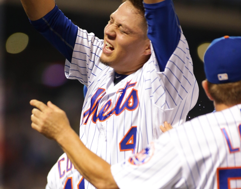 Mets may have Wilmer Flores back soon