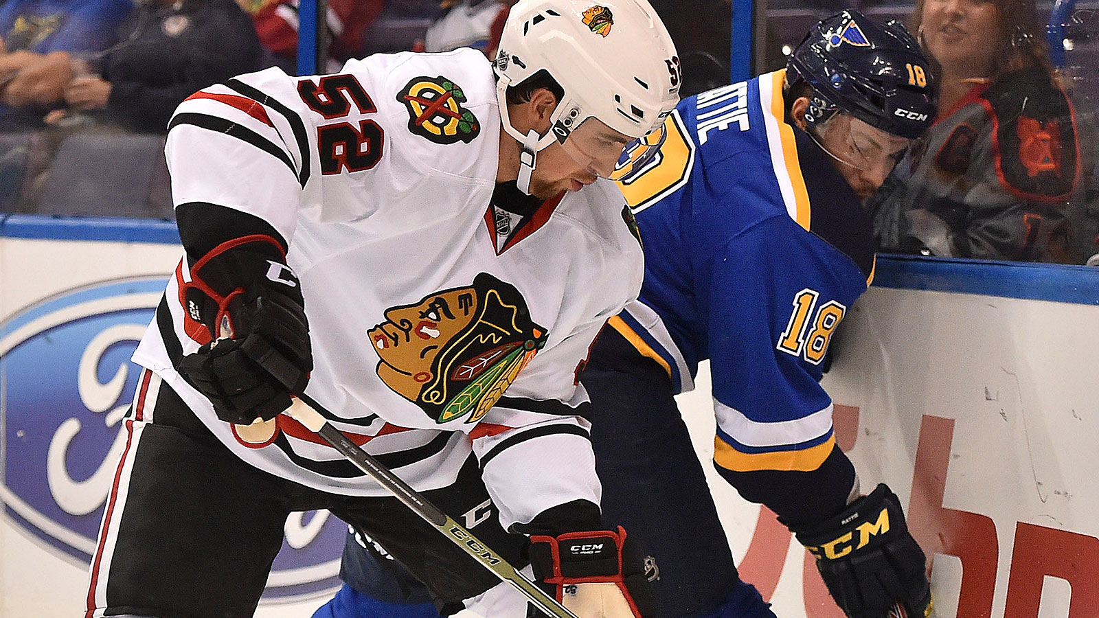 Blackhawks recall Gustafsson, add depth to defense