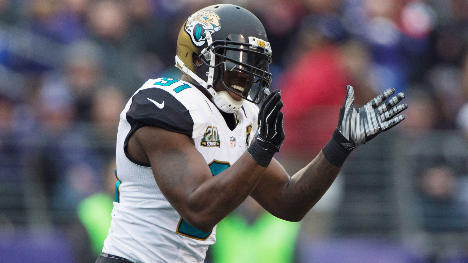 Jaguars looking for more production from pass rush