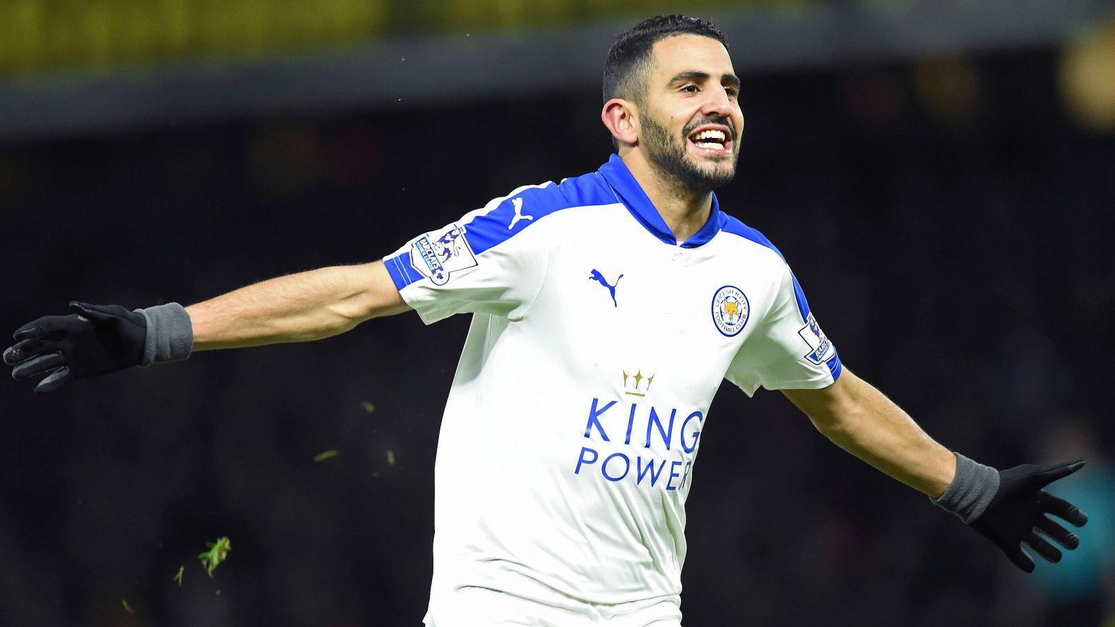 Xavi thinks Leicester star Mahrez is good enough for Barcelona