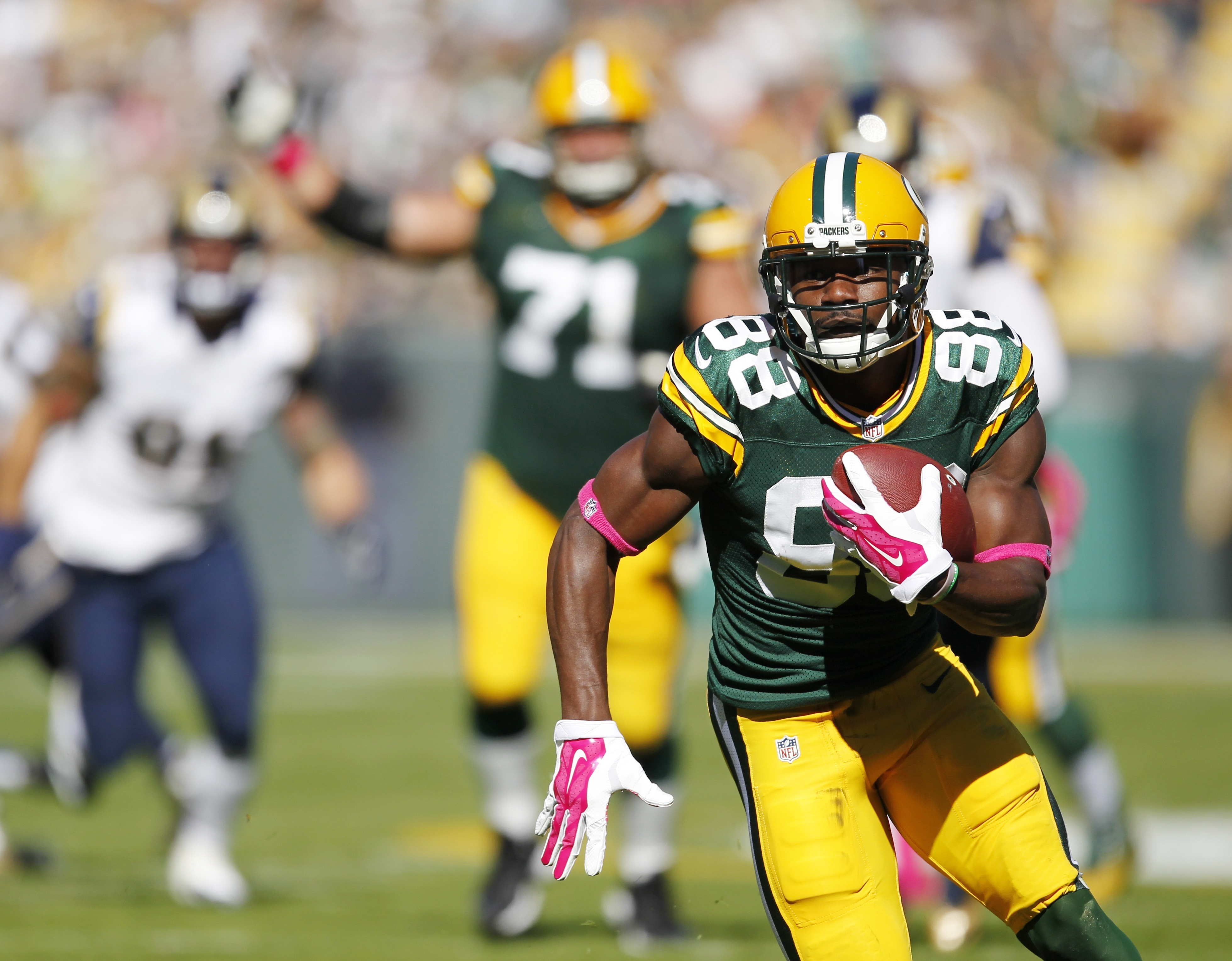 Preview: Packers look to attack depleted Falcons secondary
