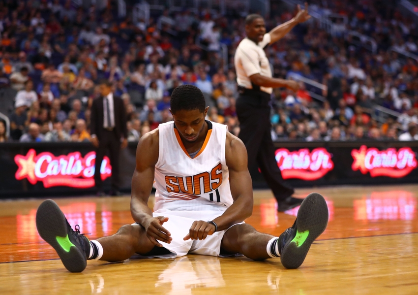 Brandon Knight is on the Verge of Being Traded