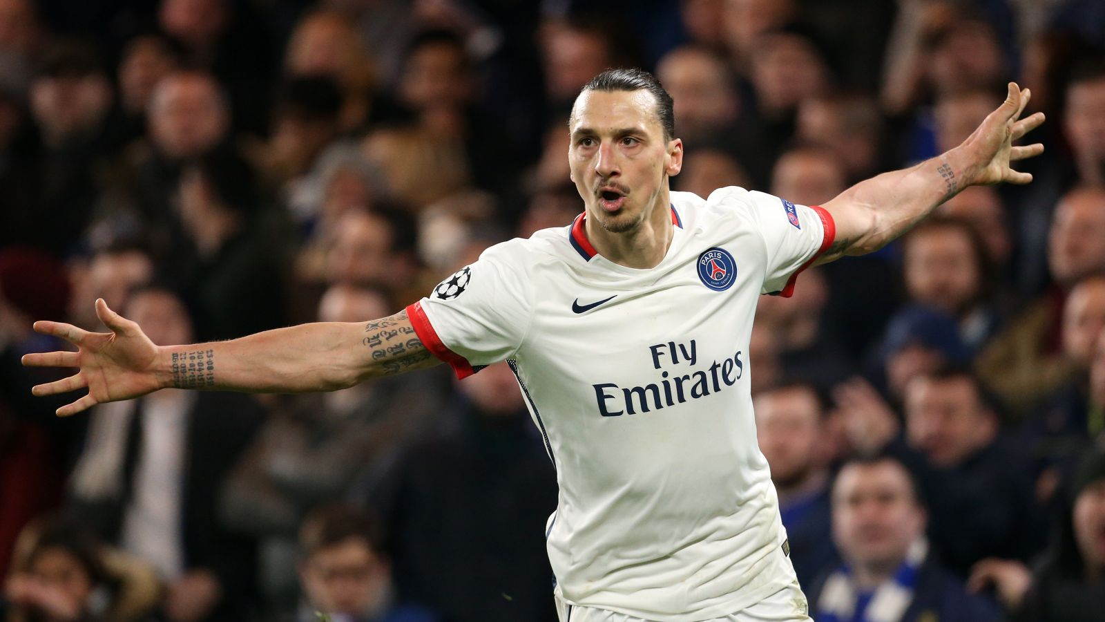 Ibrahimovic remains tight-lipped over PSG future amid speculation