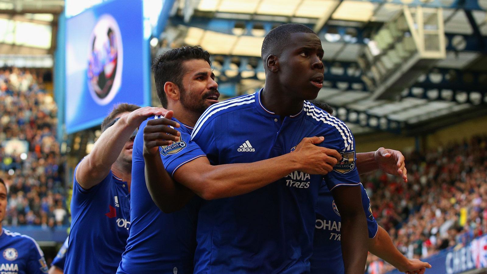 Chelsea edge nine-man Arsenal in fiery derby encounter