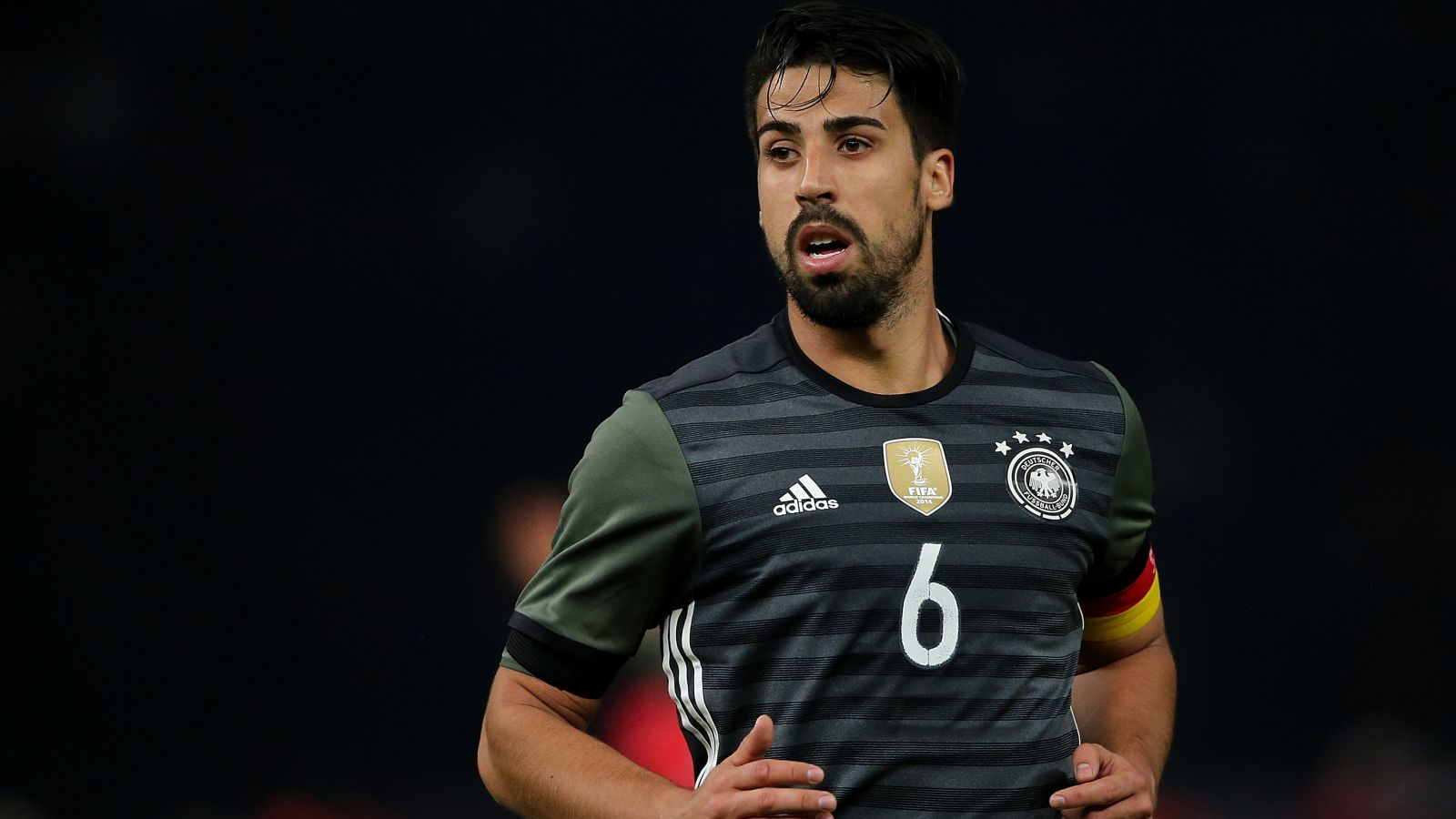 Khedira slams Germany's 'unnecessary, stupid defeat' to England