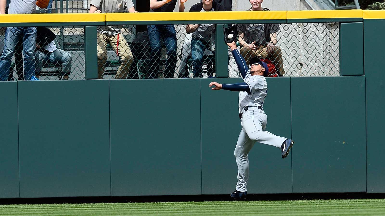 Padres fall to Rockies as Story hits 7th homer
