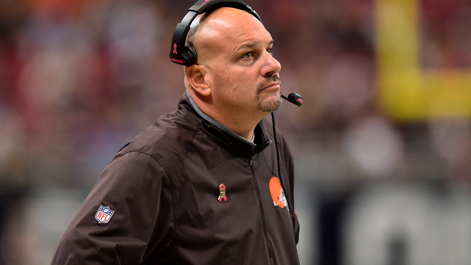 Mike Pettine occasionally slept in a closet while with the Jets