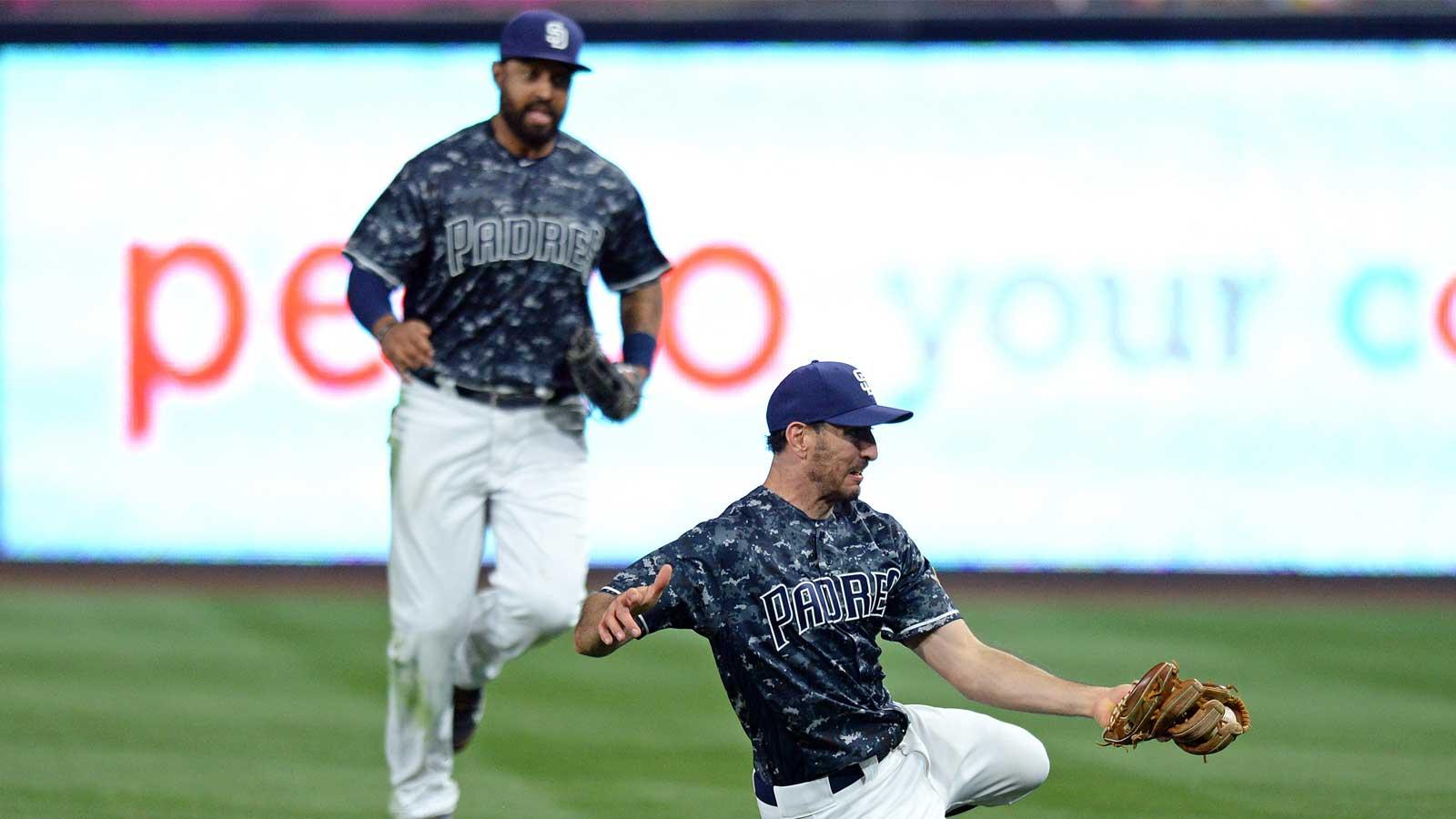 Rookie Perdomo takes loss as Padres fall to Rockies, 10-3