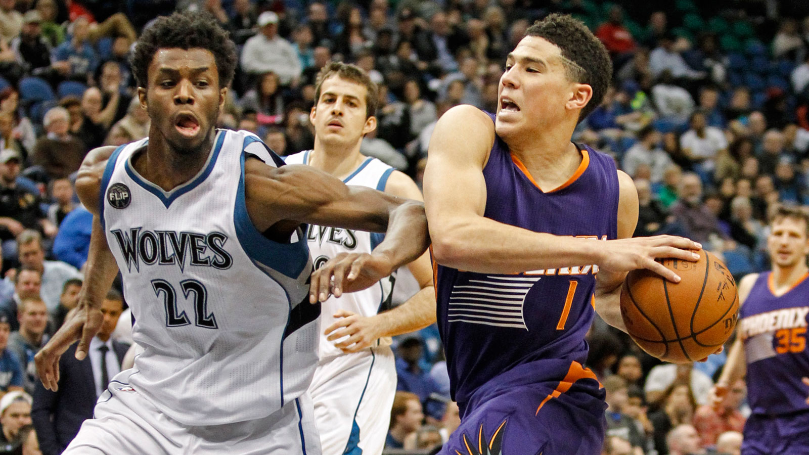Suns look to build off 'best game' as T-wolves visit