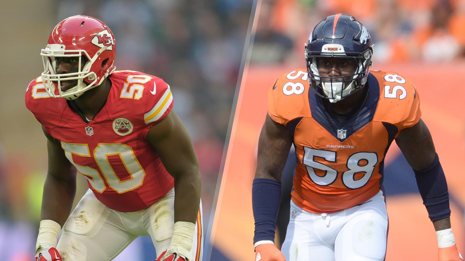 Six Points: Chiefs vs. Broncos