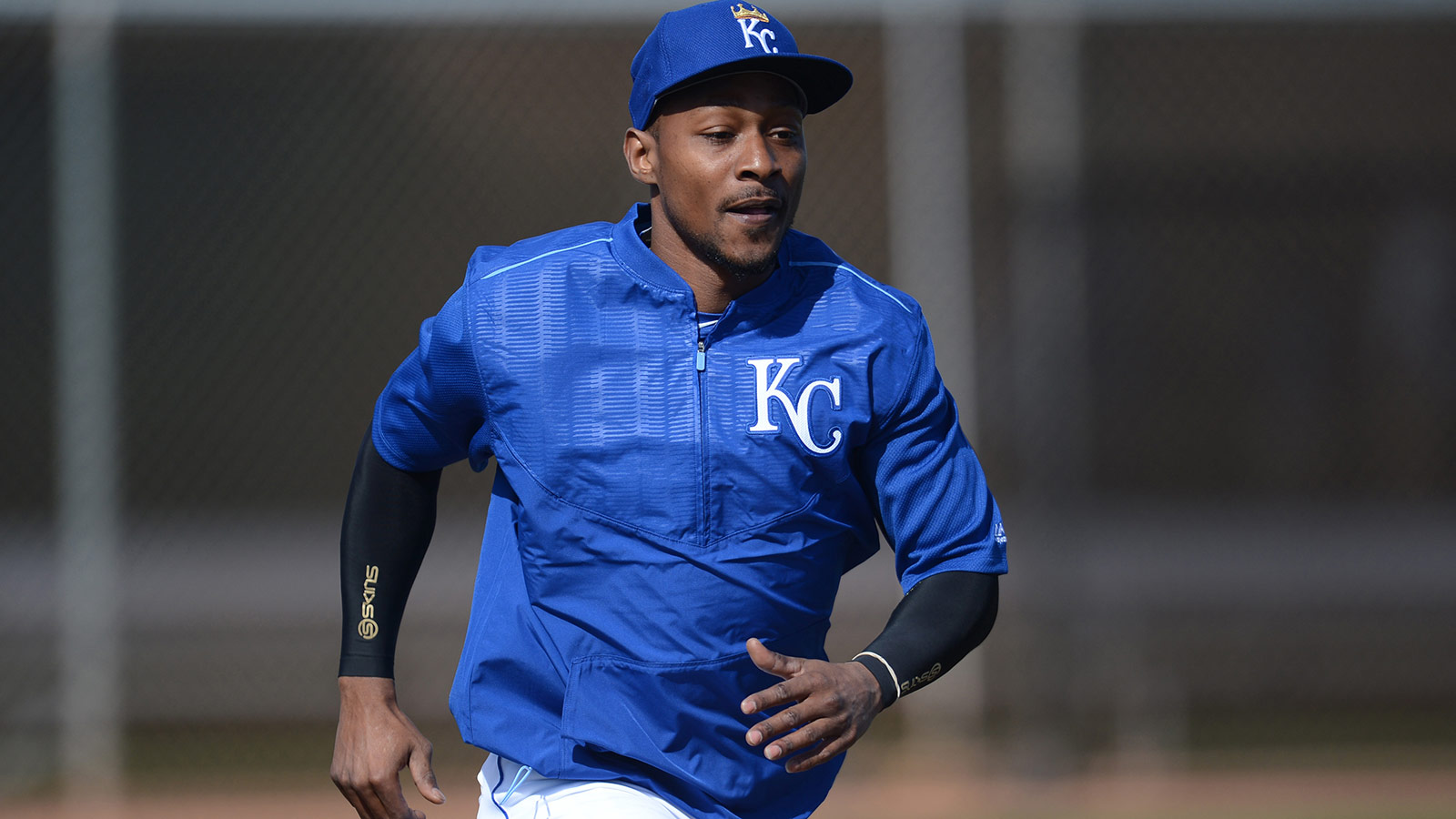 Oblique strain to sideline Royals' Dyson at start of season