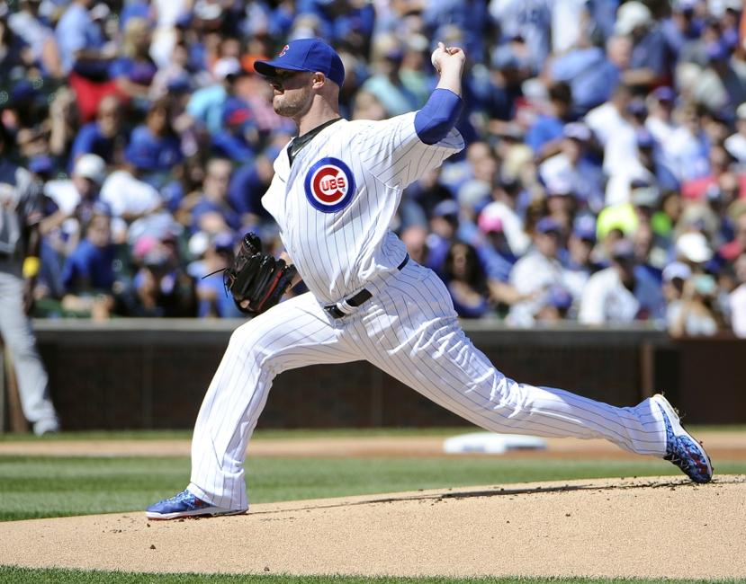 Chicago Cubs: Jon Lester named NL Pitcher of the Month for September