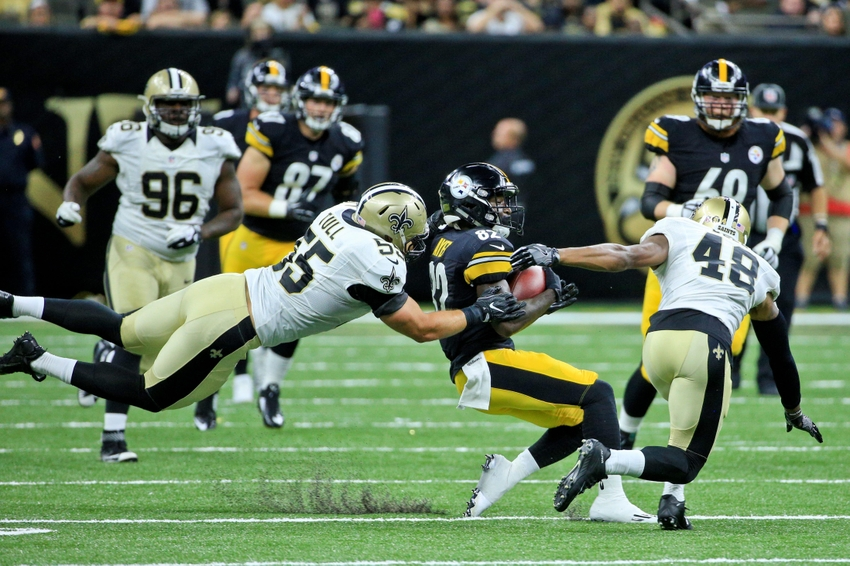 Film Study: Saints Secondary Shows Youth, Potential Against Pittsburgh