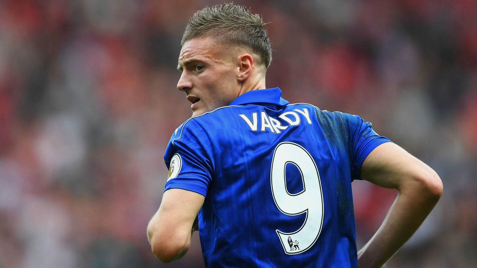 Jamie Vardy reveals how taste for Skittles vodka once delayed injury recovery