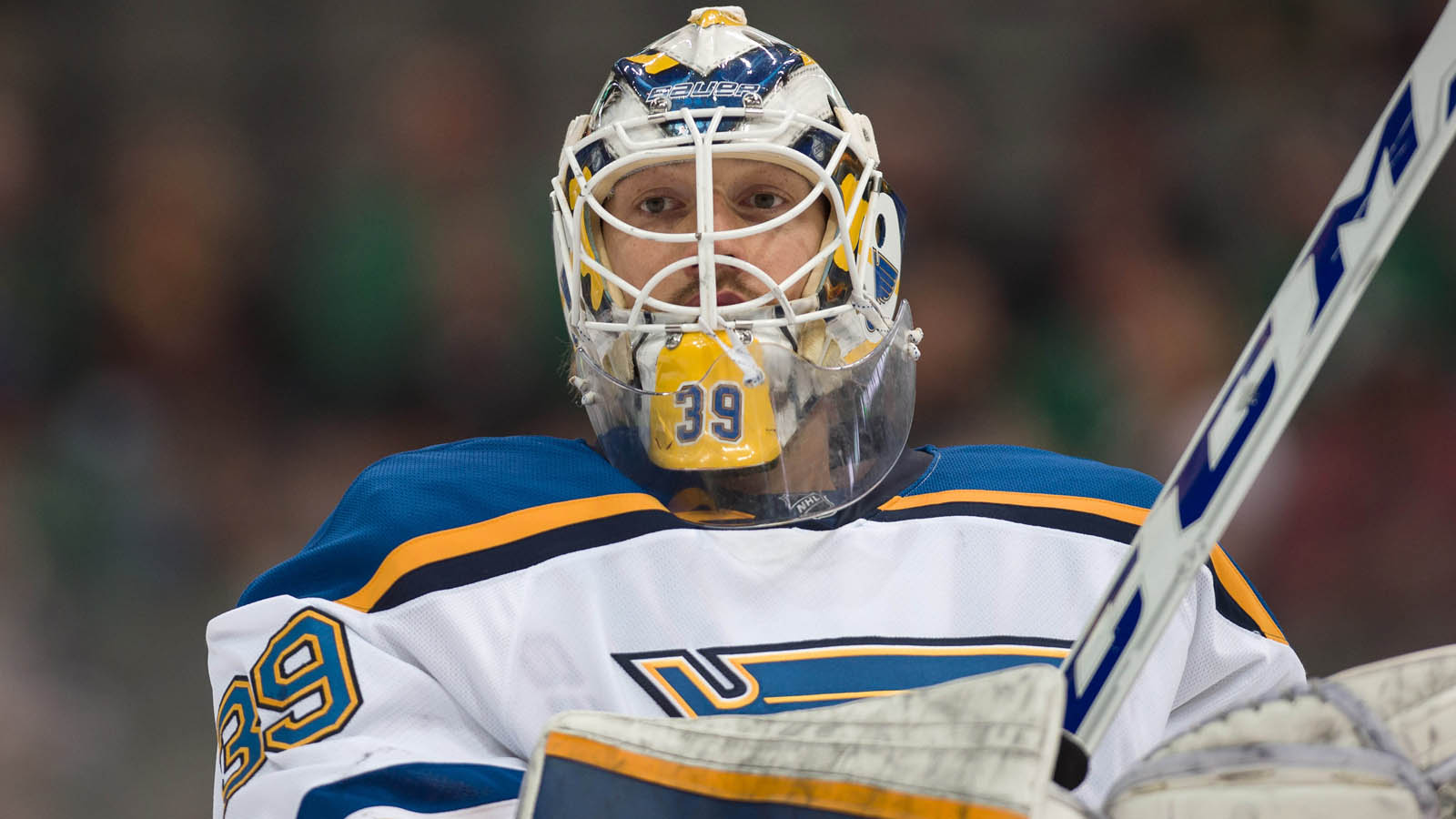 With new backup in place, Blues deal Nilsson for fifth-rounder