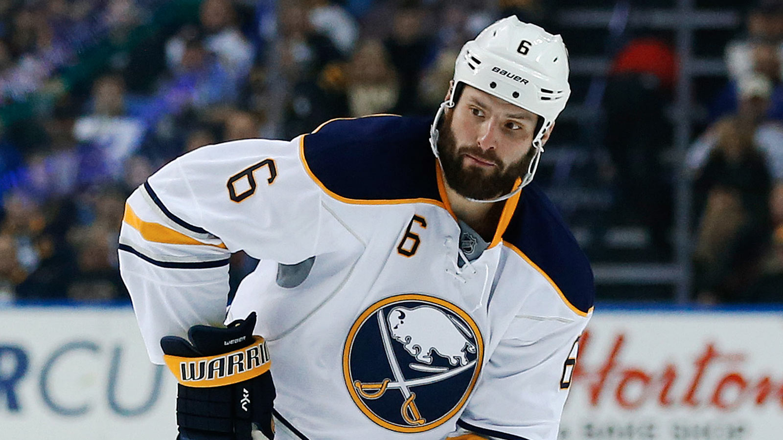 Capitals acquire D Mike Weber from Sabres for 2017 3rd-round pick