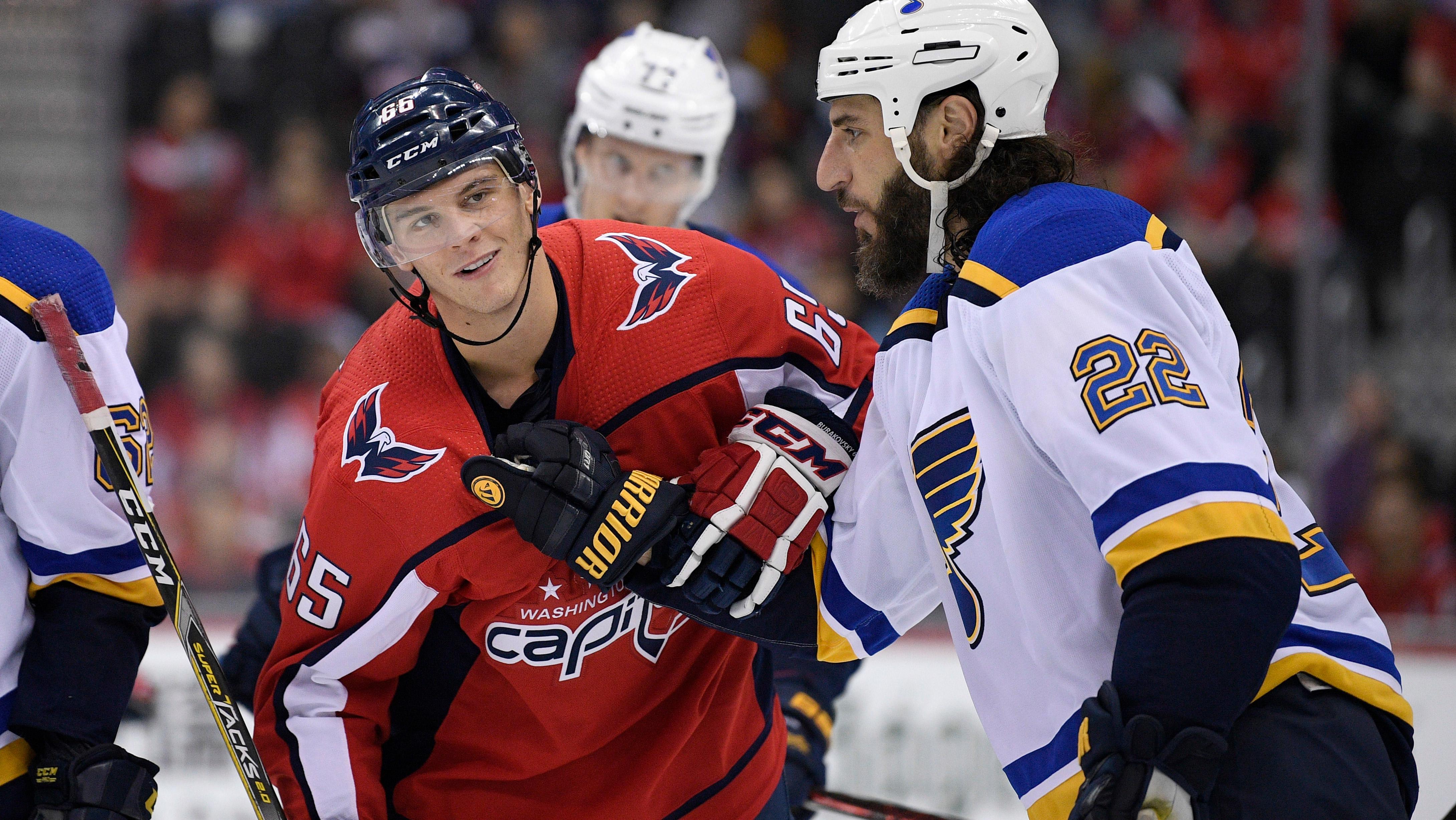 Blues recall Thorburn, assign Mikkola to San Antonio