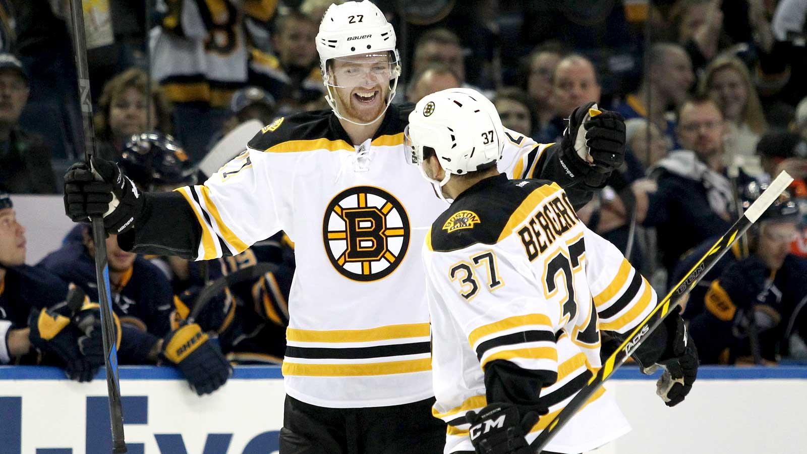 Bruins trade away 'foundational' defenseman for draft picks