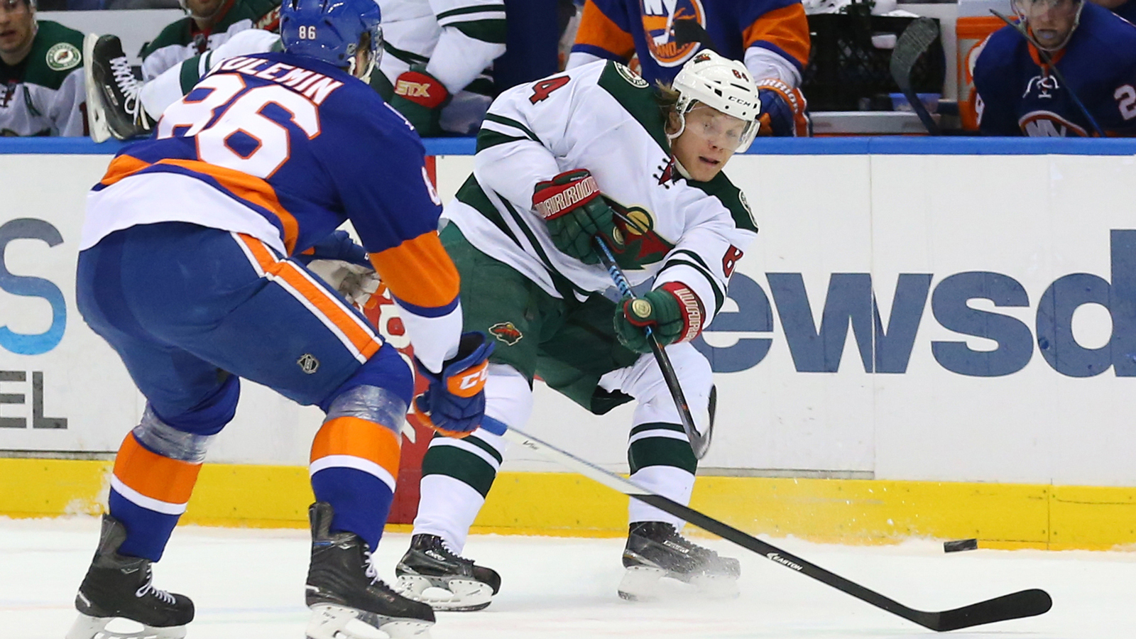 Preview: Wild at Islanders