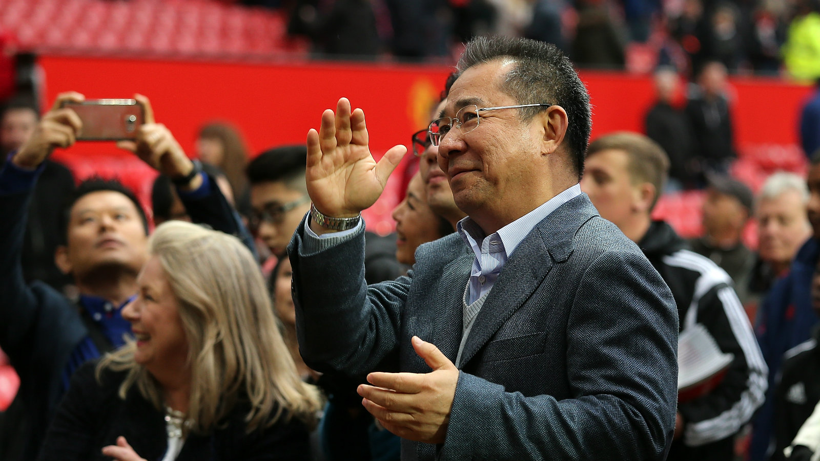 Leicester have a duty-free billionaire to thank for Premier League success