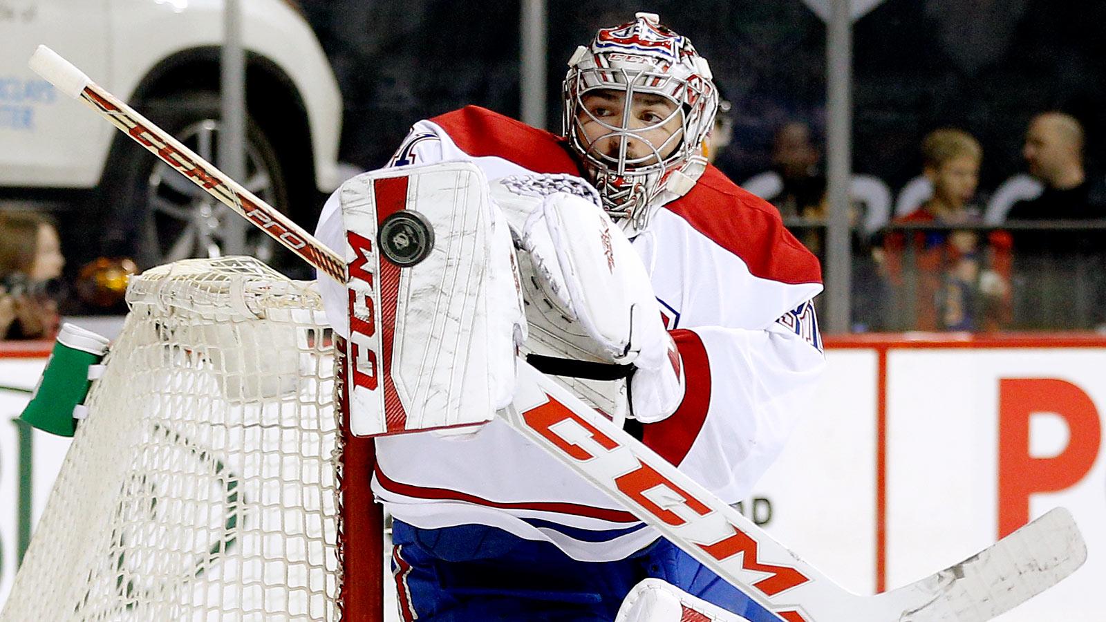 Canadiens beat Islanders in Price's return