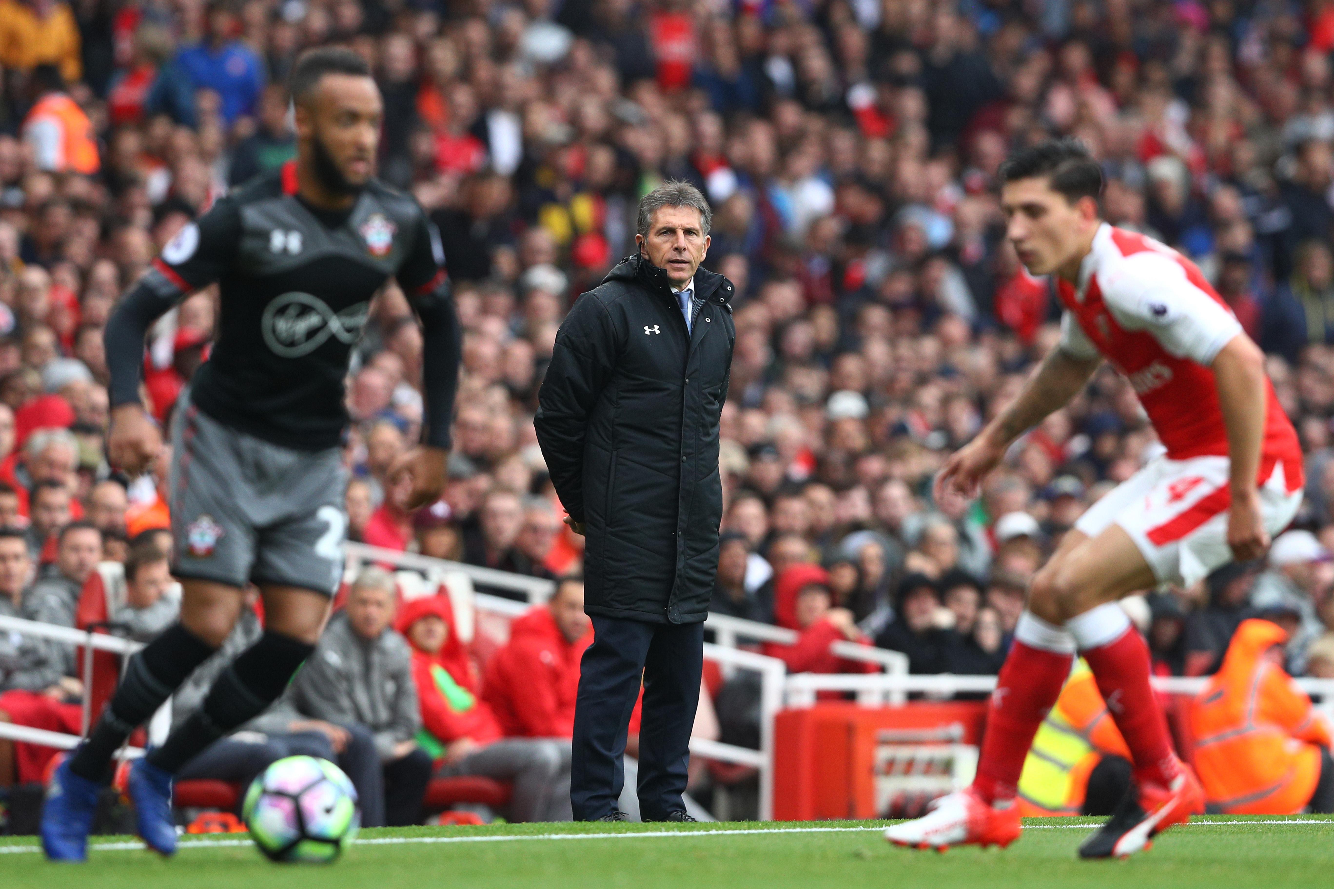 Gunned Down: Southampton Falls 2-1 On Late Arsenal Penalty