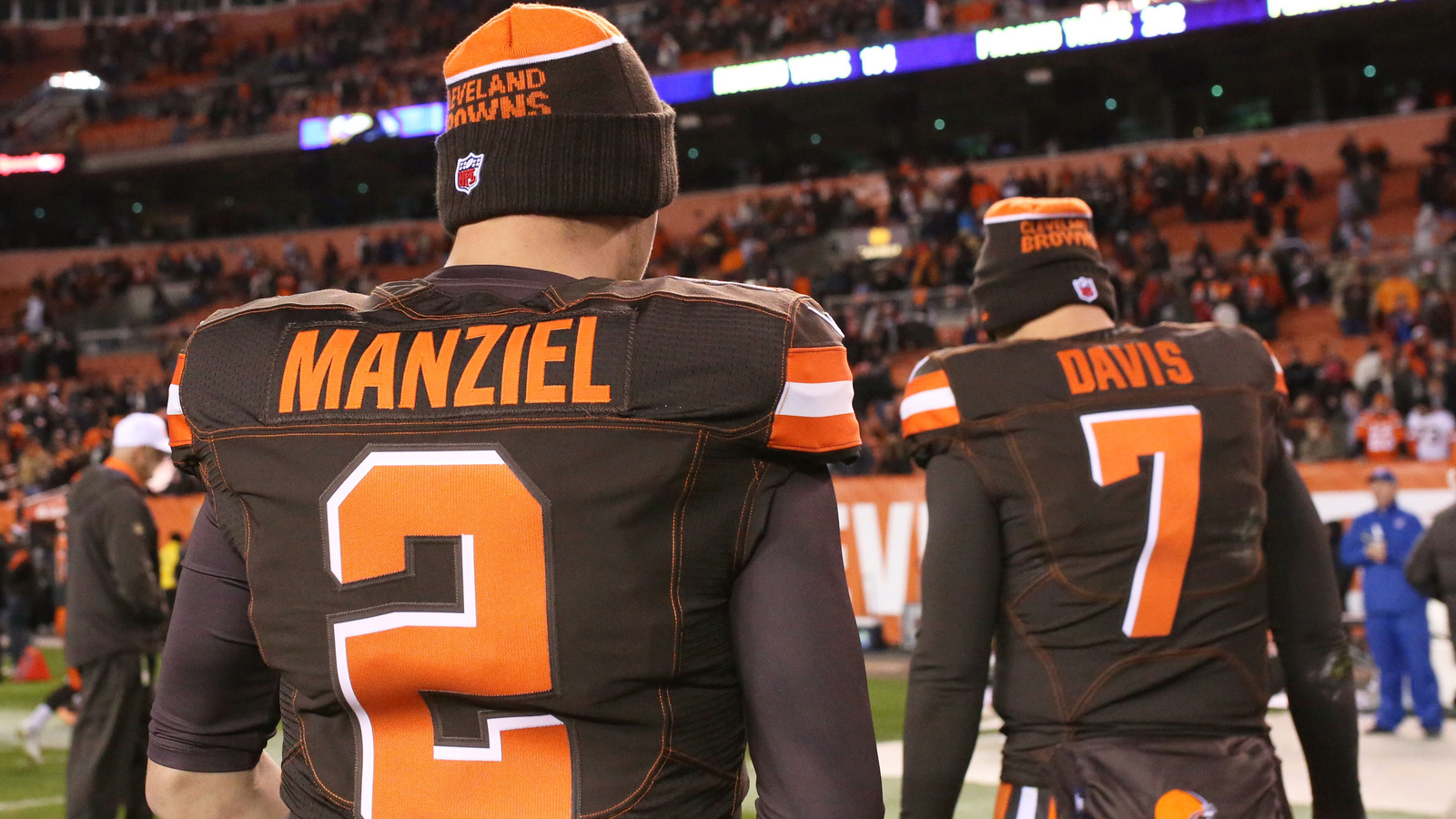 Browns: What players are worth keeping for next season?