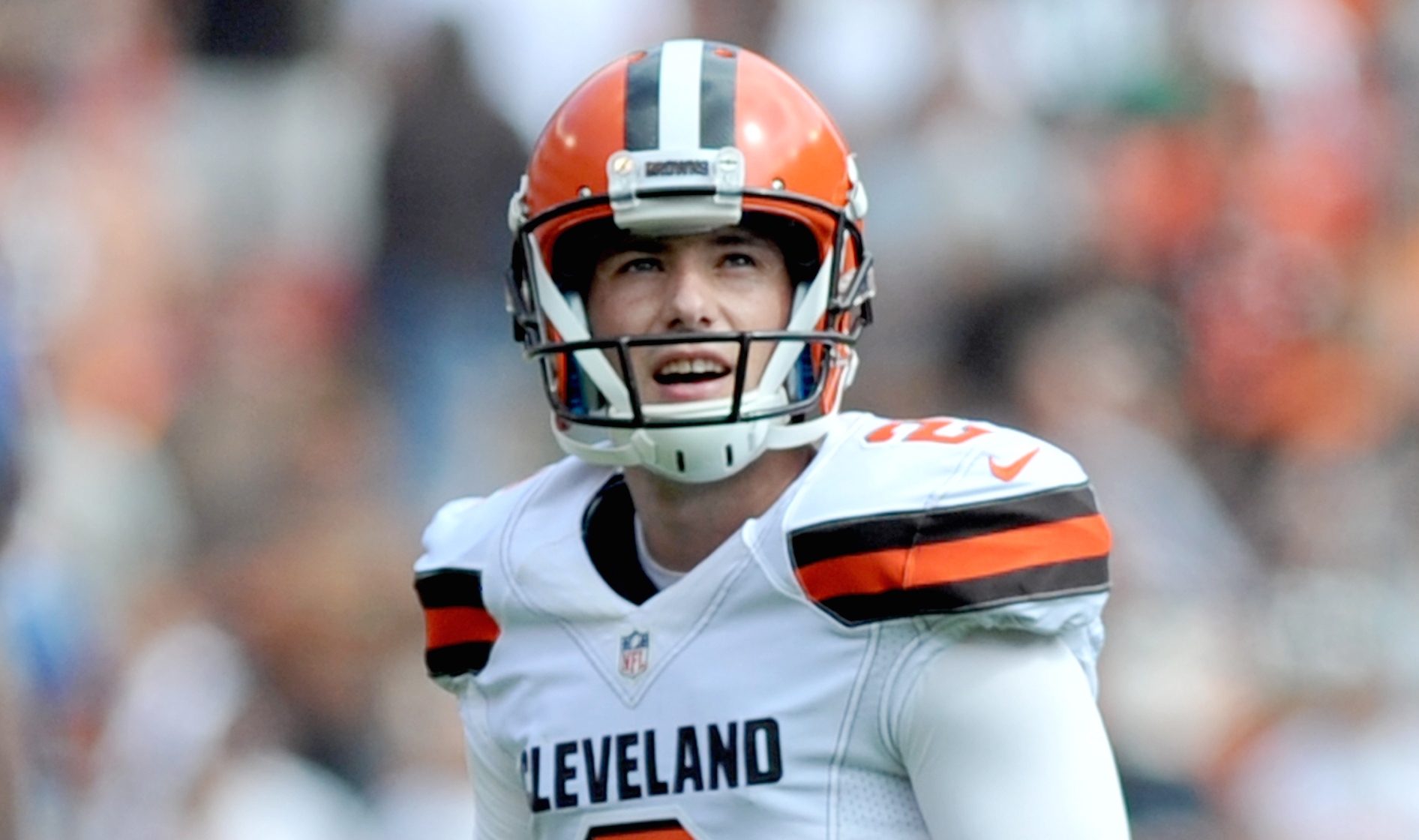 Browns K Pat Murray hurts knee as Cleveland's injury woes continue