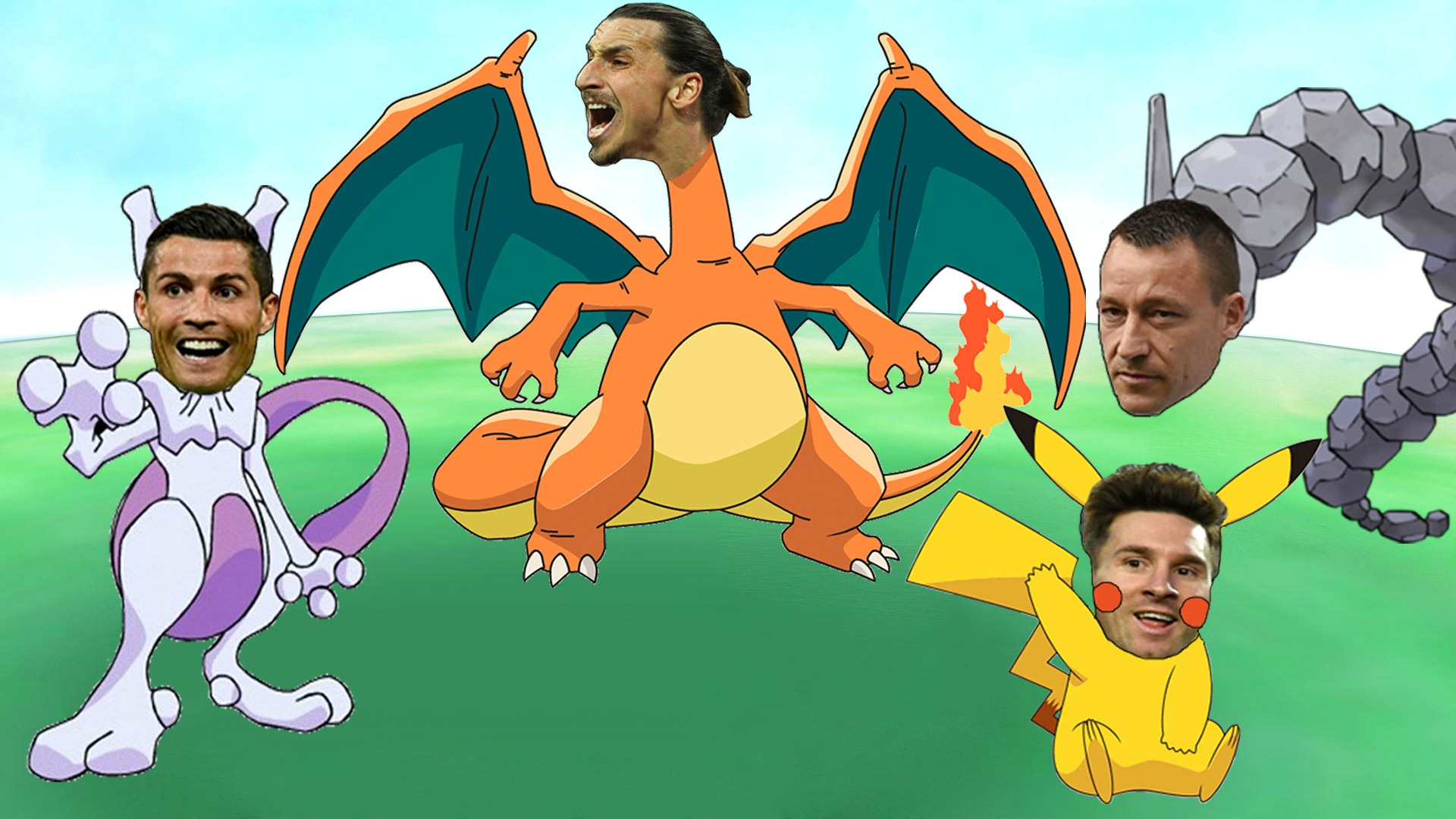 Which Pokémon is your favorite soccer star?