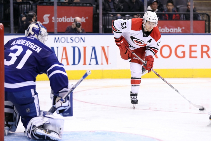 Carolina Hurricanes Forward Jeff Skinner Is Living Up to His Rookie Year Hype, Finally