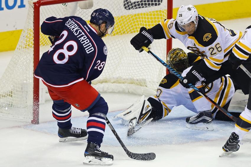 NHL Daily: Oliver Bjorkstrand, Mikko Rantanen, Arizona Coyotes