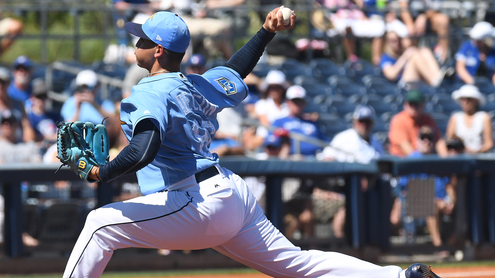 Rays pitching prospect Jose De Leon has torn UCL in right elbow